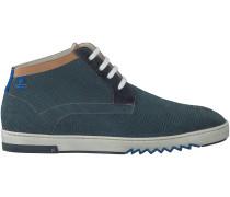 Blaue Floris van Bommel Sneaker 10841