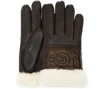 Handschuhe Sheepskin Logo Glove