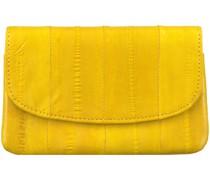 Portemonnaie Handy Rainbow Aw19 Gelb Damen