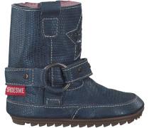 Blaue Shoesme Babyschuhe BP6W006