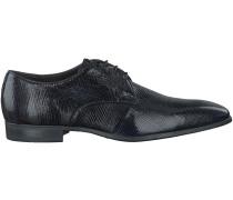 Blaue Giorgio Business Schuhe HE46969