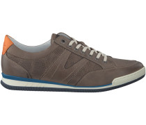 Taupe Van Lier Sneaker 7452
