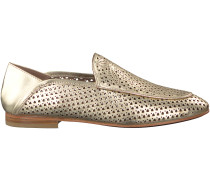 Goldene Lola Cruz Loafer 113Z10BK