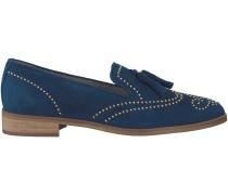 Blaue Maripé Slipper 24798