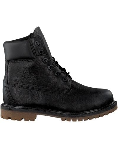 timberland damen schwarze timberland boots 6in premium ftb. Black Bedroom Furniture Sets. Home Design Ideas