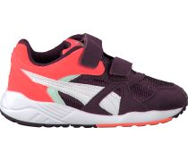 Lila Puma Sneaker XS 500 JR