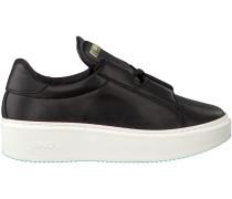 Schwarze Liu Jo Plateau Sneaker S67223