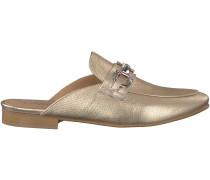 Goldene Omoda Loafer EL07