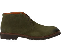Grüne Van Lier Ankle Boots 5505