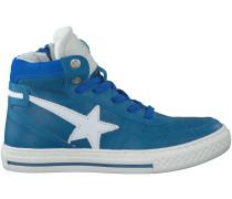 Blaue Kanjers Sneaker 4318
