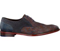 Floris Van Bommel Business Schuhe 18107 Taupe Herren