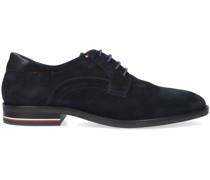 Business Schuhe Signature Hil Blau Herren