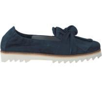Blaue Maripé Slipper 24824