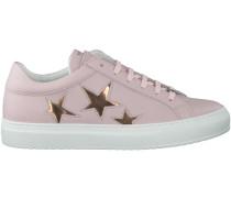 Rosa Nubikk Sneaker JULIA GALLAXY