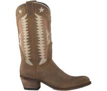 Braune Sendra Cowboystiefel 14144