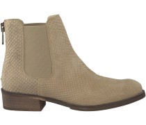 Beige Omoda Chelsea Boots R10473