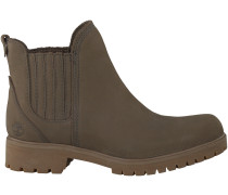 Braune Timberland Chelsea Boots LYONSDALE CHELSEA