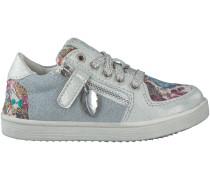 Silberne Bunnies Sneaker PALA PIT