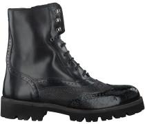 Schwarze Maripé Boots 23480