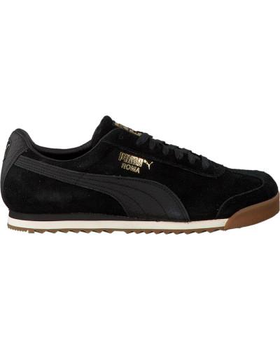 Freies Verschiffen Sneakernews Billig Verkauf Footaction Puma Herren Schwarze Puma Sneaker Roma Natural Warmth Großer Rabatt Zum Verkauf Sehr Billig Modisch x94Ay