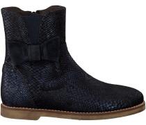 Blaue Clic Stiefel 9046