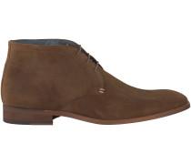Cognac Omoda Business Schuhe 7340