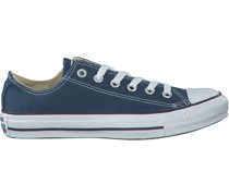 Converse Sneaker Chuck Taylor All Star Ox Women Blau