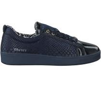 Blaue Cruyff Classics Sneaker SYLVA