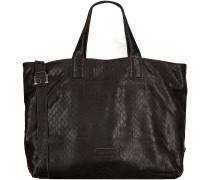 Braune Shabbies Handtasche 261141