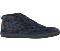 Blaue Floris van Bommel Ankle Boots 10945