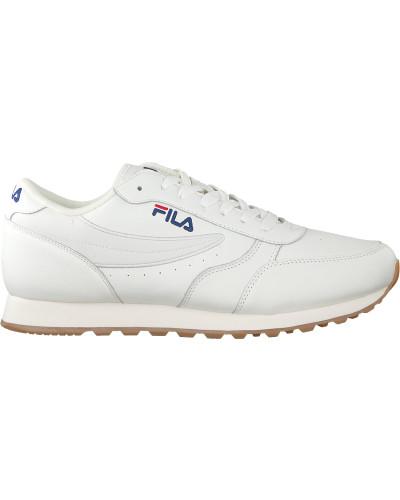 Weiße Fila Sneaker Orbit Jogger Low Men