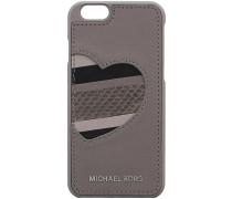 Graue Michael Kors Handy-Schutzhülle PHONE COVER IPHONE 6