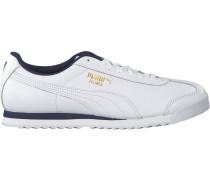 Weiße Puma Sneaker Puma Roma Classic Leather