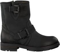 Schwarze Omoda Stiefel 8525