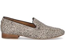 Loafer Bloom Hairon Leather