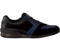 Blaue Floris van Bommel Sneaker 16213