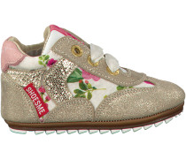 Goldene Shoesme Babyschuhe BP8S005
