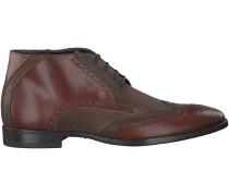 Braune Giorgio Business Schuhe HE77607