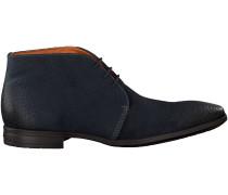 Blaue Van Lier Business Schuhe 96051