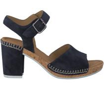 Blaue Gabor Sandaletten 781