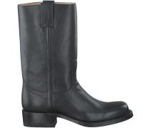 Schwarze Sendra Stiefel 3165