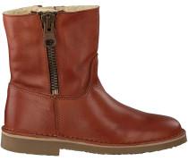 Braune Omoda Stiefel 8127C0