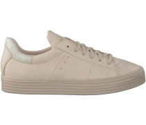 Beige Esprit Sneaker SITA LACE UP