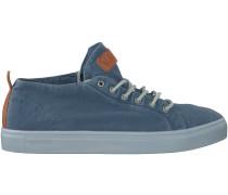 Blaue Blackstone Sneaker LM85