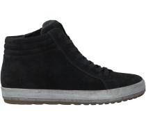 Schwarze Gabor Sneaker SAMPLE