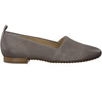Taupe Paul Green Ballerinas 4243