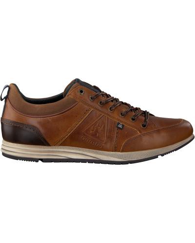 Cognacfarbene Gaastra Sneaker Garth Dbs