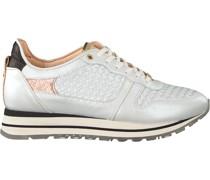 Fred de la Bretoniere Sneaker Low 101010155 Weiß Damen