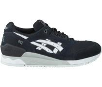 Schwarze Asics Sneaker GEL RESPECTOR