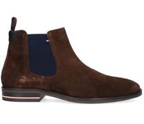 Chelsea Boots Signature Hilfiger Braun Herren